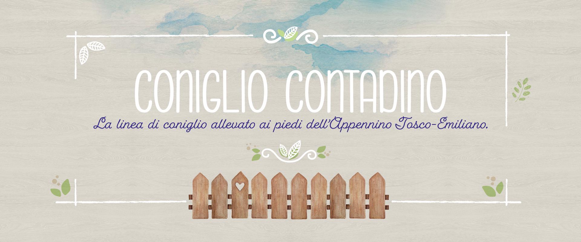 CONIGLIO CONTADINO