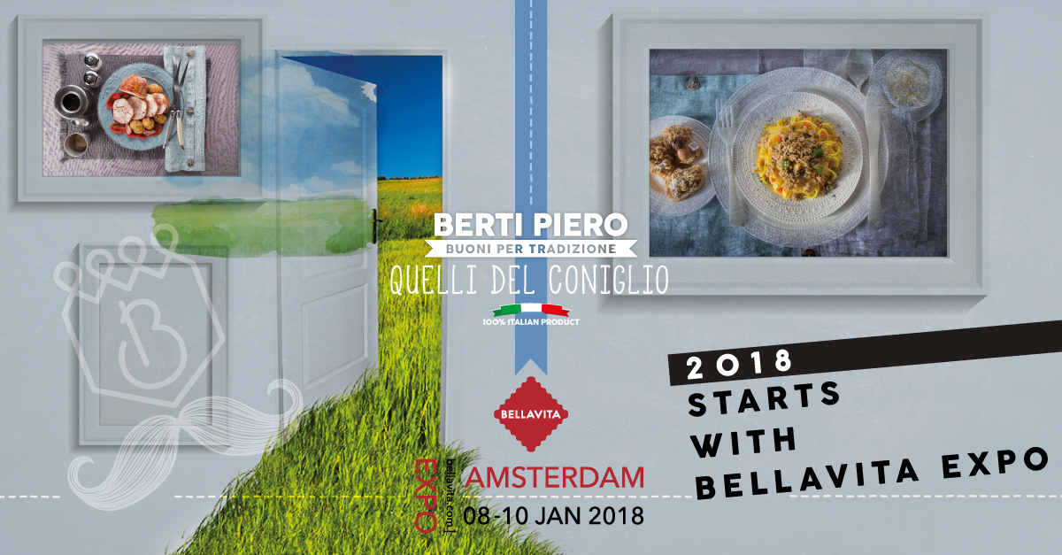 Berti Company at Bellavita in Amsterdam